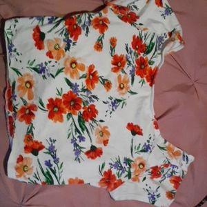 A dressing up shirt